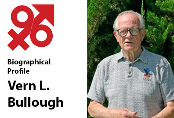 Vern L. Bullough, pioneer sexologist and historian