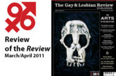 Discussion in Letters Section of new issue of The Gay & Lesbian Review