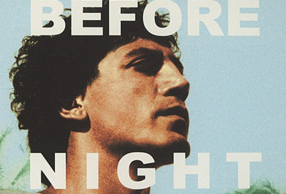 Before Night Falls: the movie adaptation of Reinaldo Arenas' memoir