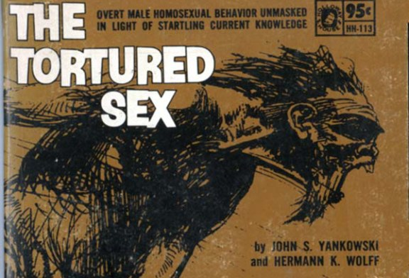 The Tortured Sex provides vivid case histories of a lurid underclass
