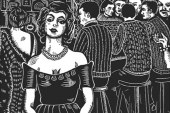 Katie Gilmartin's first historical novel wins the 2015 Lambda Award for Best Gay Mystery