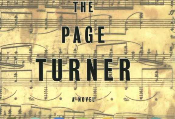 "David Leavitt's ""The Page Turner"" deals, once again, with fame, talent, and art"