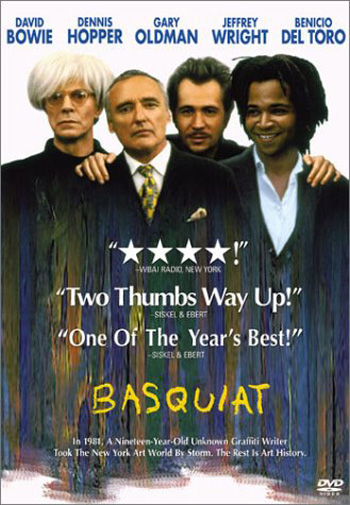 a review of the themes of basquiat a film by julian schnabel Julian schnabel: a private portrait movie reviews celebrated artist and filmmaker julian schnabel the film details the brooklyn with 1995's basquiat.