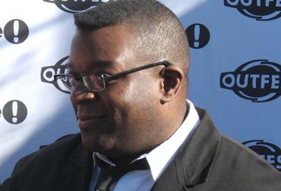 Isaac Julien in San Francisco in 2002