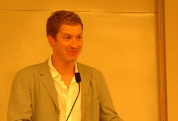 Andrew Sean Greer is a very good writer with compassion for all