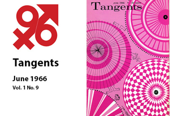 Letters to Tangents • June 1966