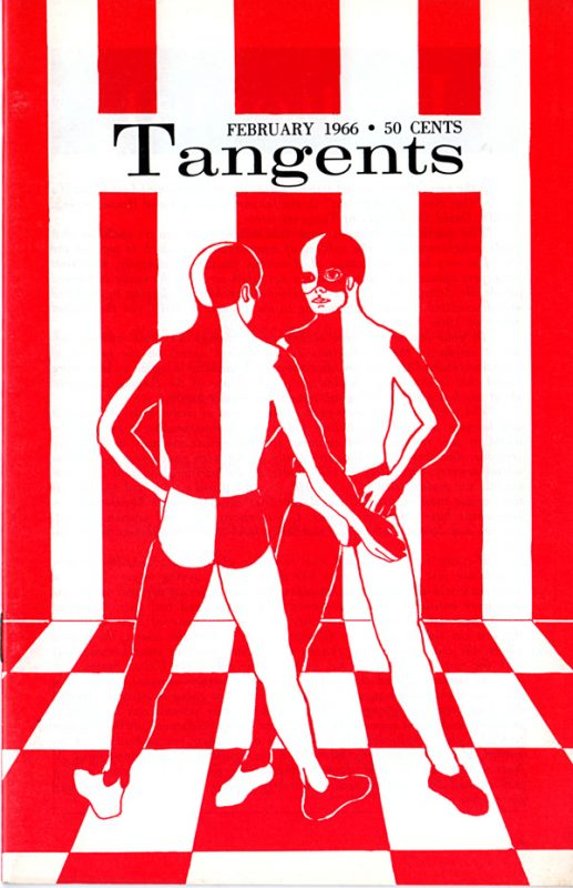 Tangents Magazine Feb. 1966