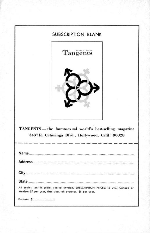 Tangents66MayObverse