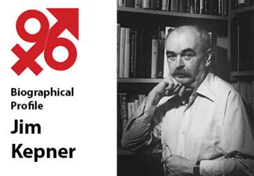 Jim Kepner, pioneering gay journalist and homophile activist