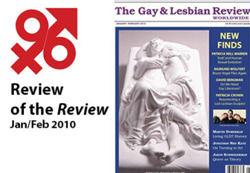 Great articles in first Gay & Lesbian Review of 2010