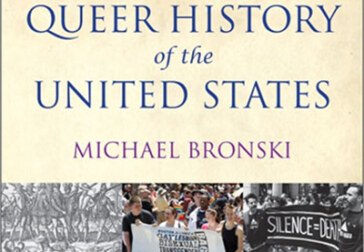 A Queer History of the United States, reviewed by Billy Glover