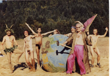 Harry Hay and Radical Fairies…