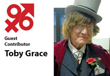 Toby Grace: Celebrating the death of DOMA