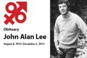 Remembering John Alan Lee