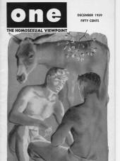 ONE Magazine, Dec. 1959