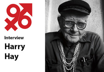 Harry Hay: a voice from the past, a vision for the future