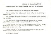 ONE magazine business meeting, 02-07-53