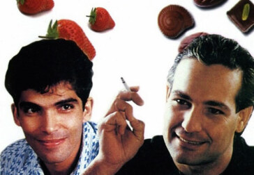 """Notes on the Cuban movie """"Fresa y chocolate"""" (Strawberry and Chocolate)"""