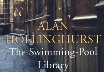 A 1995 rereading of The Swimming-Pool Library