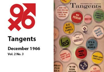 Tangents • December 1966