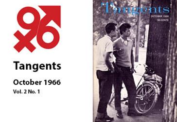 Tangents • October 1966