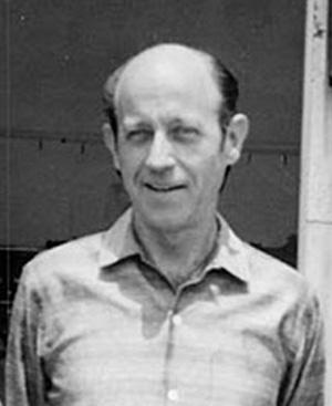 W. Dorr Legg in 1958