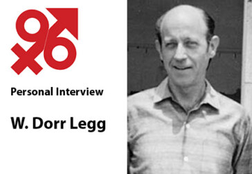 Interview with W. Dorr Legg