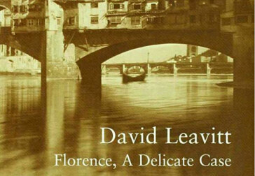 """David Leavitt in San Francisco and on """"Florence"""""""