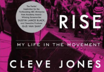 Cleve Jones, community organizer and organic intellectual