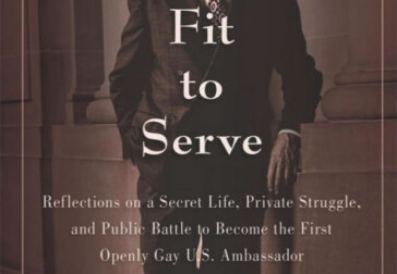 Memoir by James Hormel, the first openly gay U.S. ambassador