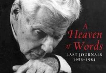 The second volume of Glenway Wescott journals