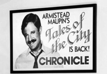 Armistead Maupin's genial—but pointed—memoir